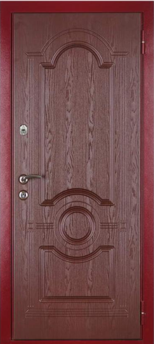двери входные металические с покрытием пвх